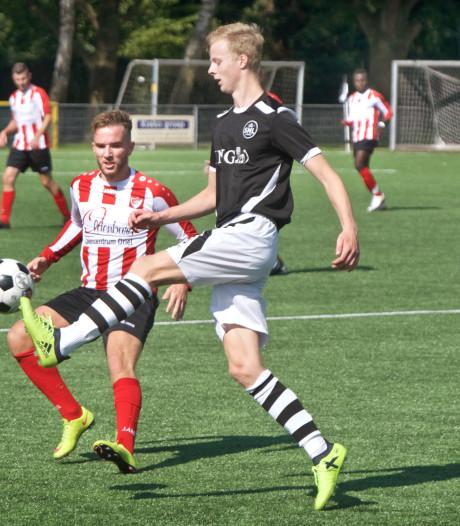 Hoofdrol Mortier tegen zijn oude club bij stadsderby SML - Arnhemse Boys
