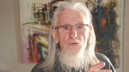 Kunstschilder Marcel Beeckman (80) schildert 60 jaar en opent atelier ter gelegenheid van dubbele verjaardag