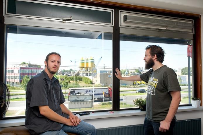 Yurre Wieken en Vincent Peters zijn bewoners van het Tiemstrapand.
