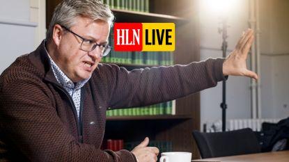HLN LIVE. #Operatie toekomst: dit moet volgens experts dringend worden aangepakt in ons land