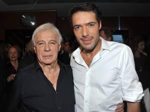 Nicolas Bedos publie un cliché émouvant sur Instagram en hommage à son père