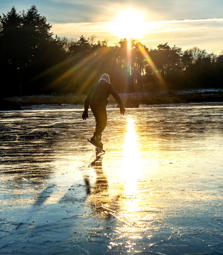 Schitterend schaatsen op de sfeervolle Vennen