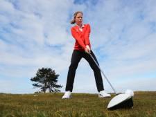 Geen nieuwe landstitel voor Haagsche golfsters