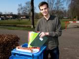 Vanuit de slaapkamer bellen met ministers: Pieter (18) uit Harmelen is LAKS-voorzitter in turbulente tijden