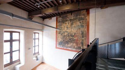 Muurschildering in Schepenhuis wordt vanaf januari gerestaureerd