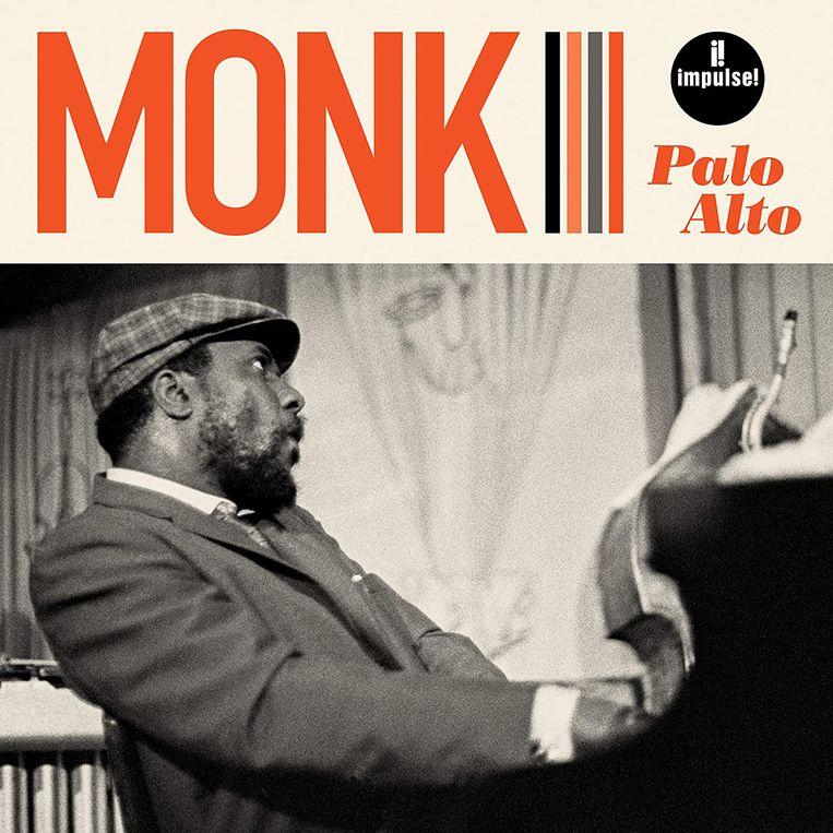 Thelonious Monk - Palo Alto Beeld