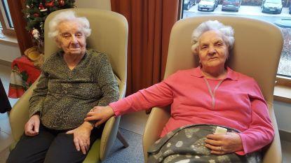 Hartsvriendinnen Irène (92) en Rachel (92) bezwijken beiden aan coronavirus in woonzorgcentrum
