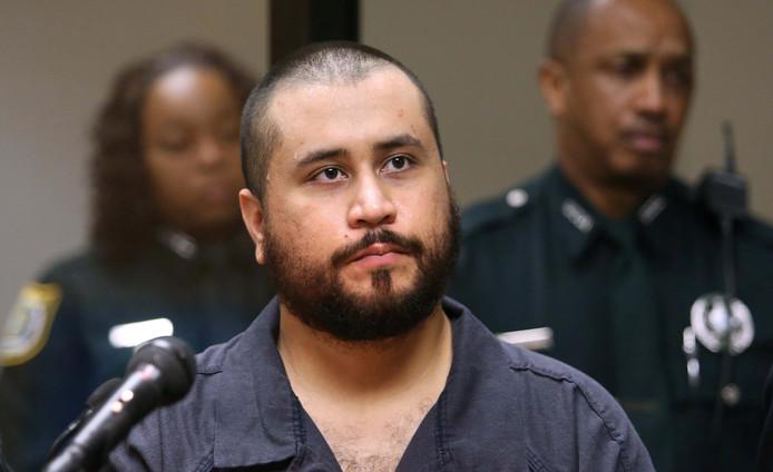 George Zimmerman lors de son procès en novembre 2013.