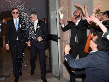 Italiaanse staatssecretaris trouwt met vriend