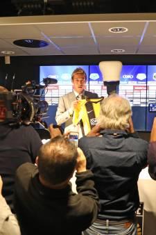 'Keizer Keisuke' heeft nu al de sterstatus bij Vitesse: Welkom in het circus Honda