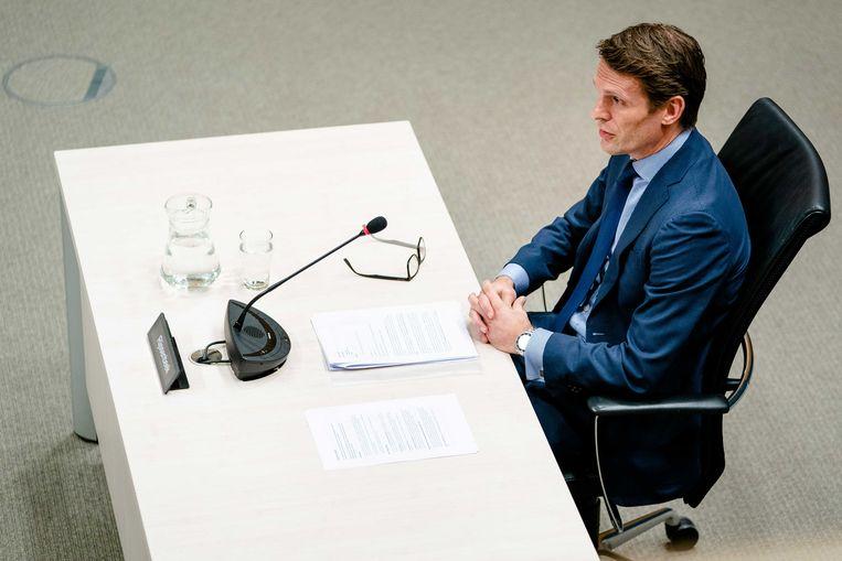 Maarten Rijssenbeek, voormalig projectleider van het Financieel Expertise Centrum (FEC). Beeld ANP