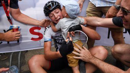 """Belgisch kampioene Jesse Vandenbulcke (23): """"Soms train ik wat minder. Een vuile pamper laat zich niet timen"""""""