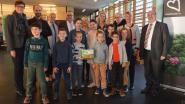 Minister Joke Schauvliege en Dina Tersago bezoeken De Kleine Prins