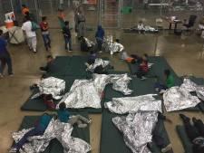 Schokkende geluidsopname vergroot woede over immigratiebeleid Trump