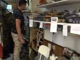 Barry (18) opent oorlogsmuseum in schuurtje