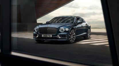 De nieuwe Bentley Flying Spur: luxueuze limo, maar wel één die 333 kilometer per uur knalt