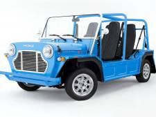 Fun-auto Moke keert terug in minimale aantallen