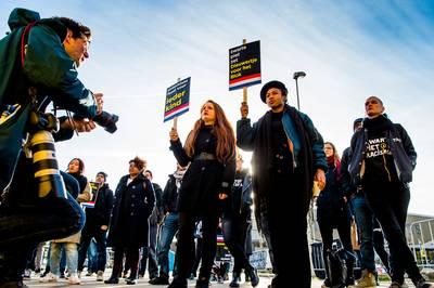 Kick Out Zwarte Piet wil in minstens vijftien steden straat op