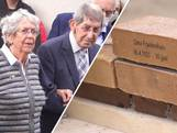 Beste vriendin Anne Frank legt eerste steen Namenmonument