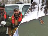 Amerikaans leger redt op heldhaftige manier kat van dam