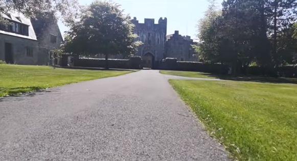 Het United World College in het Welshe plaatsje  Llantwit Major.