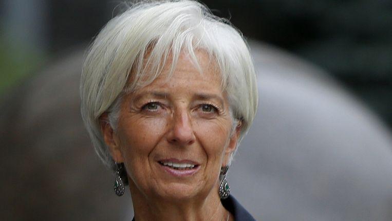 Christine Lagarde. Beeld anp