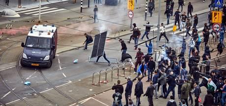 Taakstraffen voor Feyenoordfans na rellen in binnenstad Rotterdam