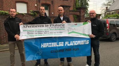 Herzeelse Flandriens aperitieven in De Pastorie