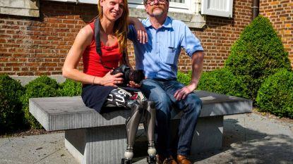 Fotoreeks van mensen met beperking mondt uit in reizende tentoonstelling