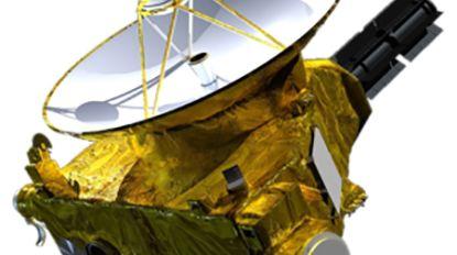 Doelwit van Plutoverkenner heeft een maantje