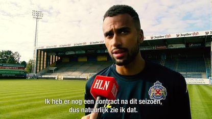 """Thelin: """"Ik zie voor mezelf nog een toekomst bij Anderlecht"""""""
