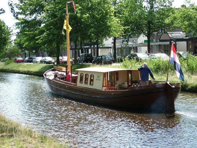 Een beeld dat we de komende tijd niet gaan zien: het kanaal is verboden terrein voor plezierjachten.