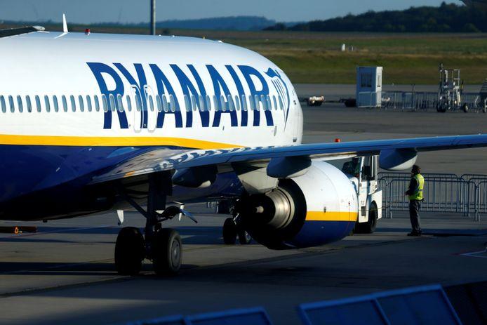 Een geplande staking van Ryanair-piloten is voorlopig afgeblazen.