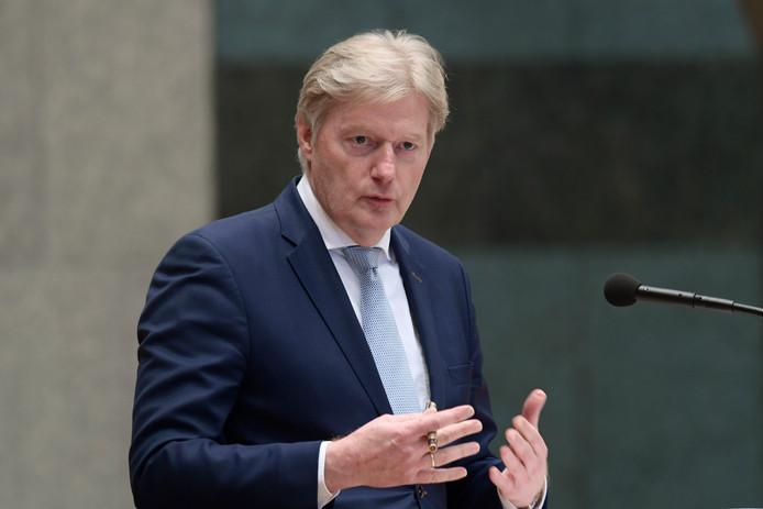 Staatssecretaris Martin van Rijn van Volksgezondheid, Welzijn en Sport