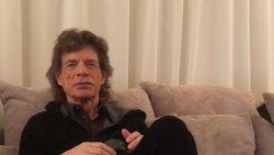 Mick Jagger zingt 'Heb je even voor mij'
