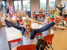 De eerste schooldag in Zeeland zit er alweer op!