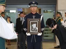 Zuid-Koreaanse minister betuigt diep respect voor as van oorlogsveteraan Joop (88)