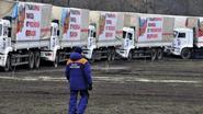 Rusland stuurt weer noodhulp naar Oekraïne