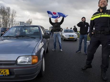 Burgemeester Dokkum: 'Er was vrees voor ernstige ongeregeldheden'