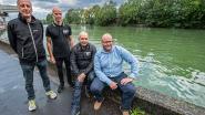Nog altijd blauwalgen in kanaal: zwemproef triatlon verhuist naar De Gavers, Roeselaarse Kajakvaarders trainen op verplaatsing