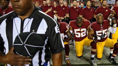 Trump wil schorsing voor NFL-spelers die knielen