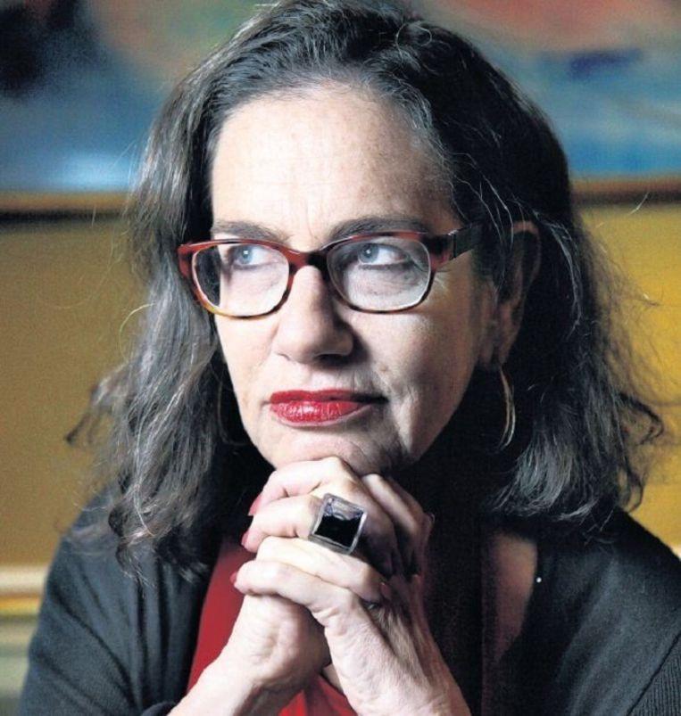 Susan Neiman: 'Ik ben als Jodin niet langer exotisch in Berlijn. Dat is een zegen. Beeld Jean-Pierre Jans