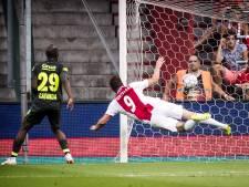 Ajax: een snelle goal en de vonk slaat over