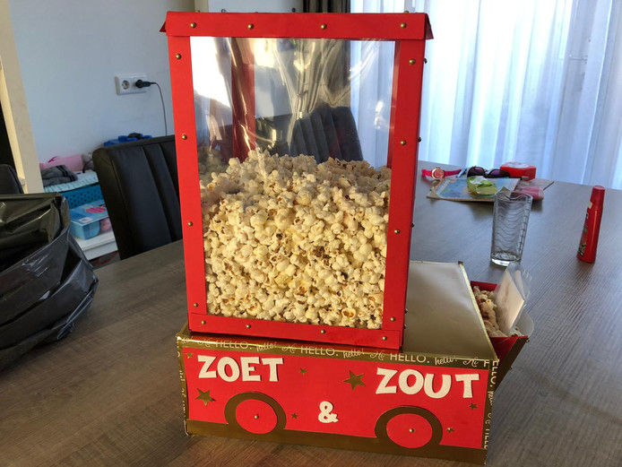 Popcornsurprise van Danique