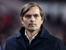 Niet eerder had Phillip Cocu als coach zo'n positief aandeel in het seizoen van PSV