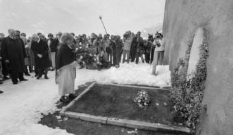 Een hekel aan sneeuw: meer had Kohl niet met de dichter gemeen