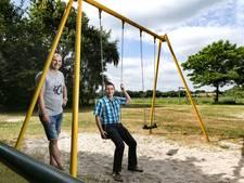In De Mortel kunnen kinderen weer spelen