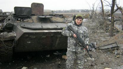 Russische tankcommandante wordt verliefd op Oekraïense spion en loopt over