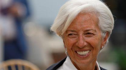 Christine Lagarde neemt ontslag als IMF-directeur