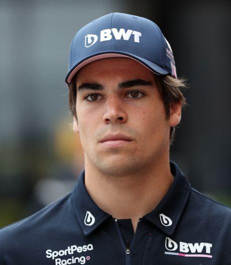 Stroll testte positief op corona na GP van de Eifel, kan wel racen in Portugal